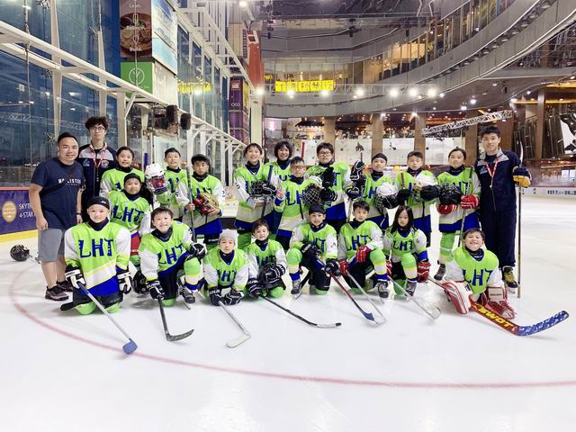 lht ice hockey team